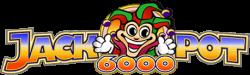 Logo des kostenlosen Online-Spielautomaten Jackpot 6000