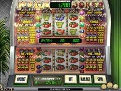 Kostenloser Online-Spielautomat Mega Joker