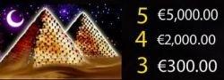 Wild-Symbol des Spielautomaten Pharaoh's Dream zum Spaß