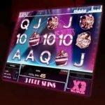 Kostenloser Spielautomat Scraface: Disco-Freispielfunktion