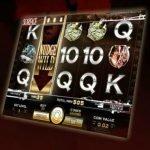 Nudge Wild-Funktion des Spielautomaten Scarface