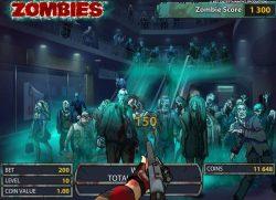 Bonus-Spiel des kostenlosen Online-Spielautomaten Zombies zum Spaß