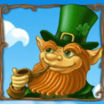 Wild-Symbol des kostenlosen Spielautomaten Golden Shamrock
