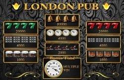 Kostenloses Online-Automatenspiel London Pub