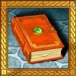 Special symbol from online free casino slot machine The Alchemist