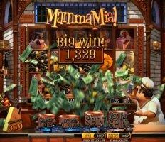 Große Gewinne beim kostenlosen Spielautomaten Mamma Mia!