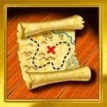 Scatter-Symbol -- Kostenloser Online-Spielautomat Quest for Gold: Karte