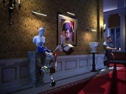 Bonusspiel des Online-Spielautomaten A Night in Paris