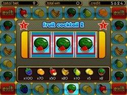 Kostenloser Online-Spielautomat Fruit Cocktail 2 ohne Registrierung