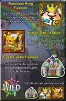Kostenloses Online-Casino-Spiel Rainbow King