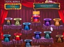 Bonusspil des kostenlosen Online-Spielautomaten Simsalabim