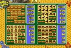 Auszahlungstabelle des kostenlosen Online-Spielautomaten Sweet Life 2