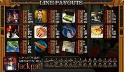 Kostenloses Casino-Spiel The SlotFather