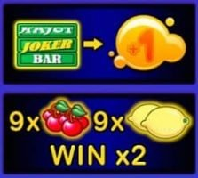 Boni - Casino-Spielautomat Fruit Maschine 27