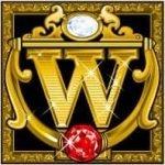 Wild-Symbol des kostenlosen Online-Spielautomaten Cashville - Wild-Symbol