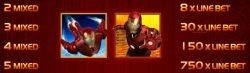 Kostenloser Online-Casino-Spielautomat Iron Man