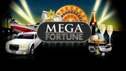 Casino-Spielautomat zum Spaß Mega Fortune