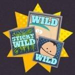 Wild-Symbole des kostenlosen Online-Spielautomaten South Park