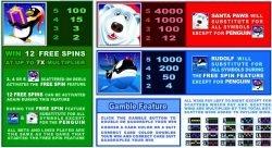Kostenloser Casino-Spielautomat Santa Paws