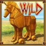 Wild-Symbol des kostenlosen Online-Casino-Automatenspiels Age of Troy