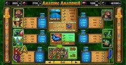 Spielen Sie den kostenlosen Online-Spielautomaten Amazing Amazonia