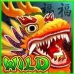 Wild-Symbol des Spielautomaten Dragon Reels