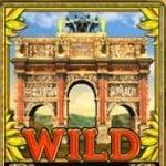 Wild-Symbol des kostenlosen Spielautomaten Imperial Wars