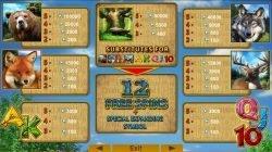 Kostenloser Online-Casino-Spielautomat Majestic Forest