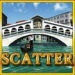 Scatter-Symbol des Online-Casino-Spielautomaten Venezia D'oro