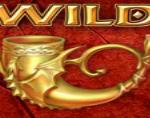 Wild-Symbol des Online-Automatenspiels Beowulf