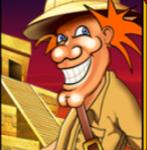 Wild-Symbol des Casino-Automatenspiels Lost Treasure