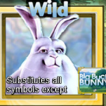 Wild-Symbol von Big Buck Bunny