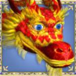 Scatter-Symbol vom Chinese Dragon Slot von Merkur Spiele