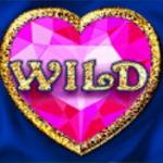 Joker-Symbol von Diamond Cats Casino-Spiel