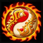 Dragon Lines - Scatter-Symbol