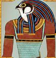Joker-Symbol von Eye of Horus Online-Spiel