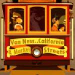 Scatter-Symbol des kostenlosen Online-Automatenspiels Golden Gate