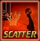 Scatter Symbol - Basketball von Novoline