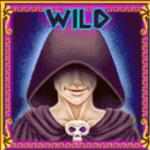 Wild-Symbol des Casino-Spielautomaten Demo Gods