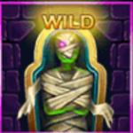 Wild-Symbol - Online-Automatenspiel Egyptian Rebirth