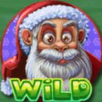 Joker-Symbol von Santa Jokerm Helfer Online-Spiel