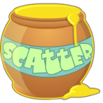 Scatter Symbol - The Bees Spielautomat von Betsoft