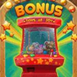 Bonus Symbol vom Toys of Joy Online Spielautomaten
