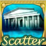 Scatter Symbol beim Online-Spielautomaten Atlantis Queen