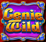Wild-Symbol vom gratis Genie Jackpots Slot