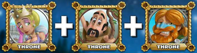 Spezielles Minispiel beim Kingdom of Wealth Online-Spielautomaten