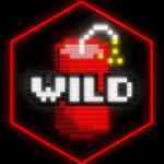 Wild-Symbol aus dem Online-Spielautomat Rocket Returns