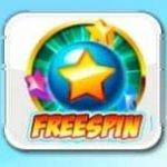Freispiel-Symbol von Online-Spielautomat Bingo Slot