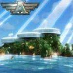 Freispiel-Symbol vom Casino Slot-Spiel Alpha Squad