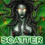 Scatter-Symbol aus dem Casino-Spiel Legends of Greece